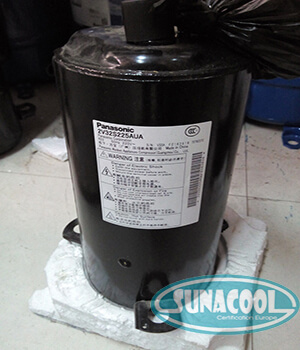 Block Panasonic compressor 2V36S225A