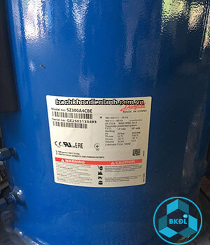 Danfoss Performer Scroll Compressor SZ300 25HP China